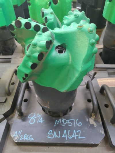 8 3/4 Tercel MP516 Directional Matrix 516 PDC Rock Bit